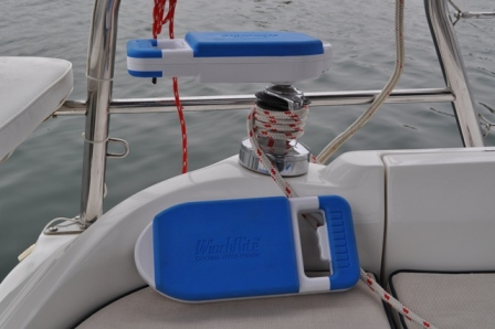 Winchrite electric sailing handle